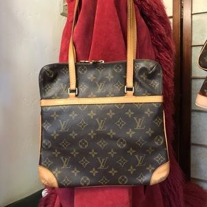Authentic Louis Vuitton Tote Bag